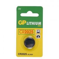 Lithium batterij CR2025
