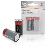 Alkaline Batterij C 1.5 V 2-Blister