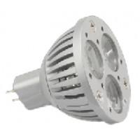 Powerledspots MR16 3*1.2 Watt