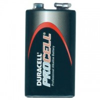 Batterij 9 Volt Lithium blok