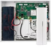 JA-101KR-LAN Centrale met GSM&LAN, inclusief radio module