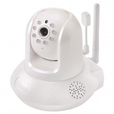HD Pan-Tilt IP-Camera Binnen 1280x720 Wit
