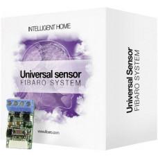 Fibaro universele sensor met binaire ingang - Z-Wave