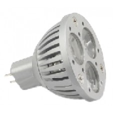 Powerledspots MR16 3*1.2 Watt
